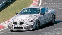 BMW M8 fotos espía