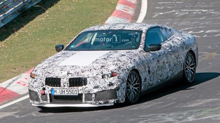 Nürburgring'deki BMW modeli M8 mi?
