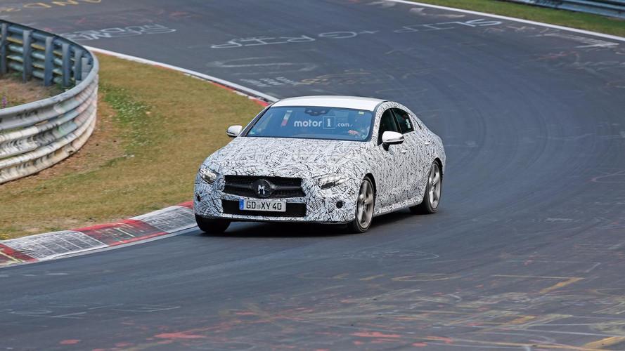 2018 Mercedes CLS Nurburgring Casus Fotoğrafları