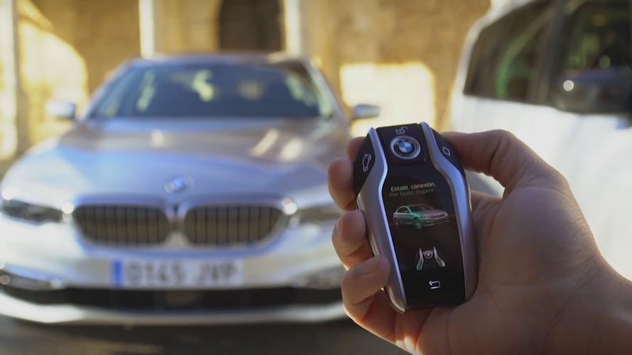 El teaser de la videoprueba del BMW Serie 5 2017