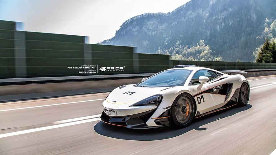 McLaren 570S par Prior-Design
