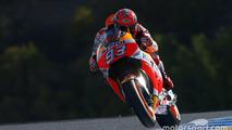 MotoGP, entrenamientos del GP de España en Jerez