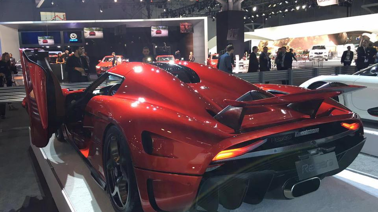 australia s first koenigsegg regera to arrive by mid 2018. Black Bedroom Furniture Sets. Home Design Ideas