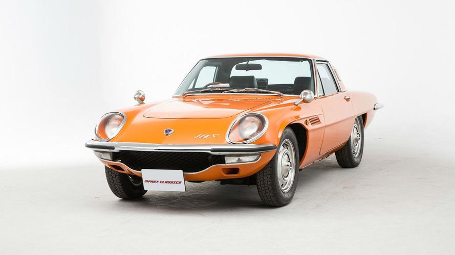 1968 Mazda Cosmo eBay'de satışta