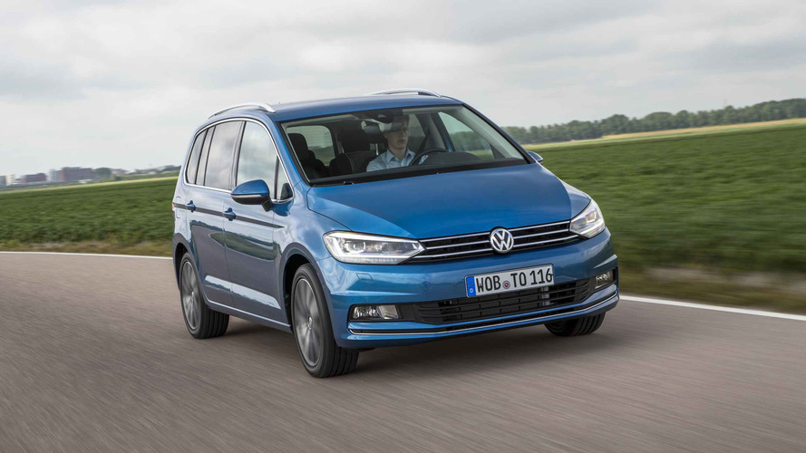 2017 Volkswagen Touran Review