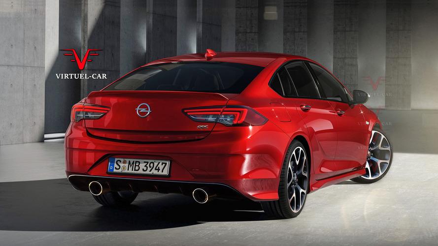 La nouvelle Opel Insignia OPC développerait 500 chevaux