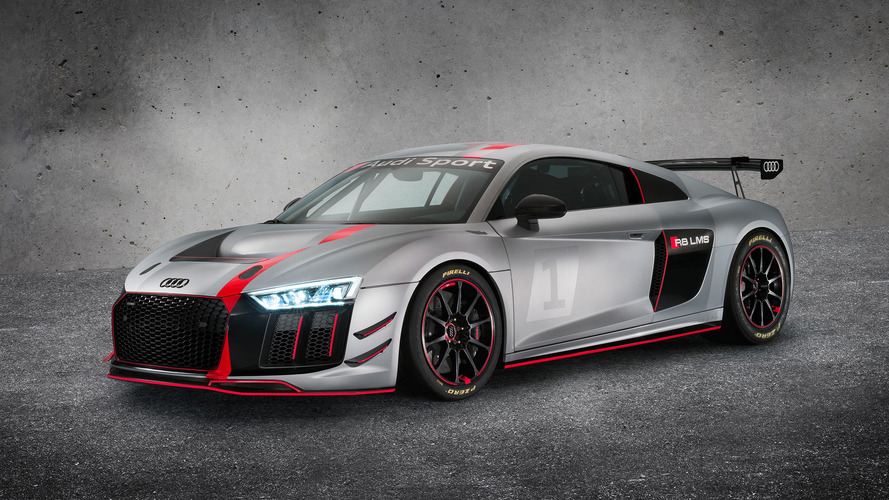 Ha most megrendeled, már decemberben pályára viheted az Audi R8 LMS GT4-et