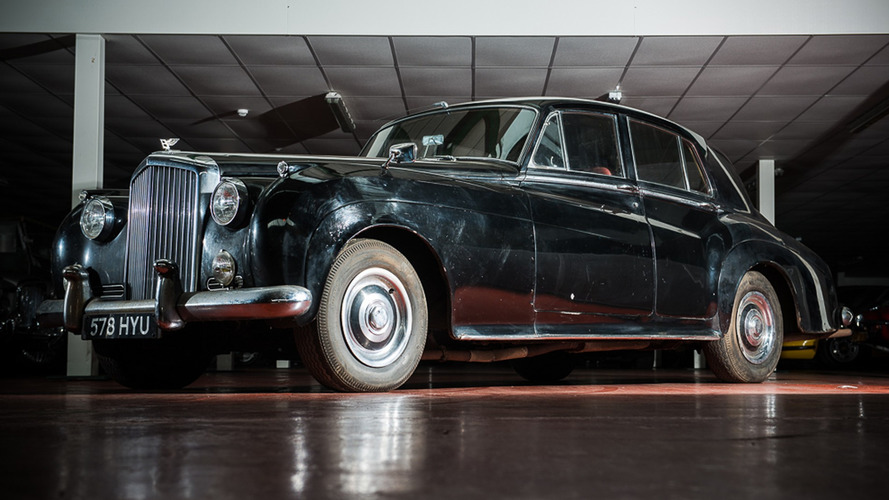 The Kinks' Sir Ray Davies Selling His Neglected 1960 Bentley S2