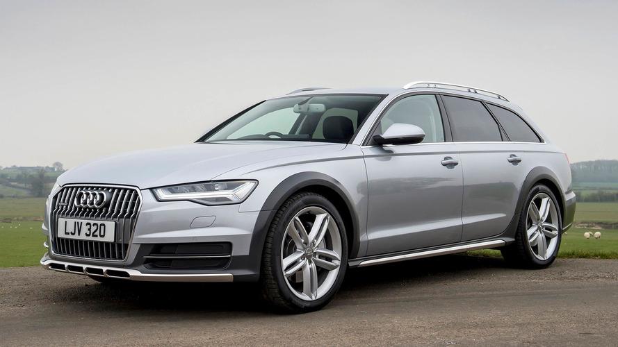 2017 Audi A6 Avant Review