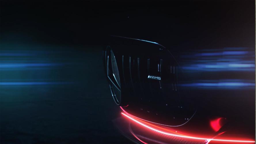 Mercedes-AMG GT Concept Teaser 2017