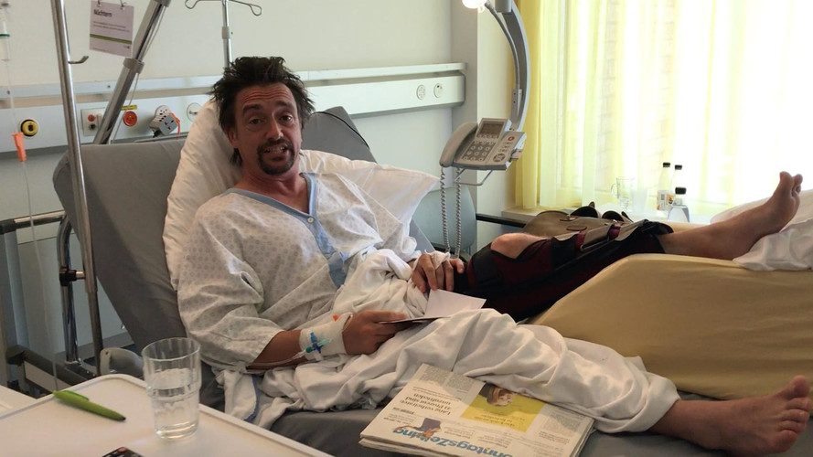 Richard Hammond Is Not Dead