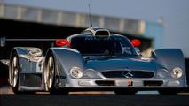 Mark Webber Mercedes CLR 1999 2
