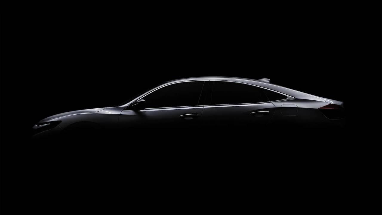 2018 Honda Insight Teaser