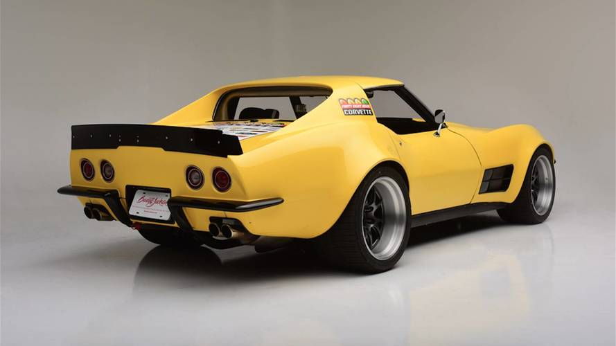 1972 Chevrolet Corvette 48-Hour