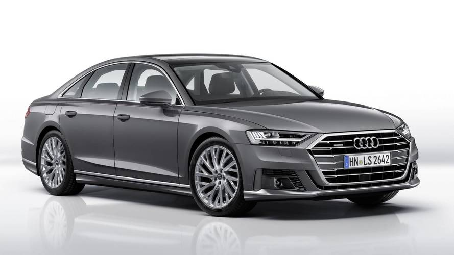 Audi A8 Gets Optional Sport Exterior Package, New Sport Seats