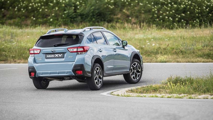 New Subaru Xv >> The New Subaru Xv Arrives In Brazil In Two Versions Starting