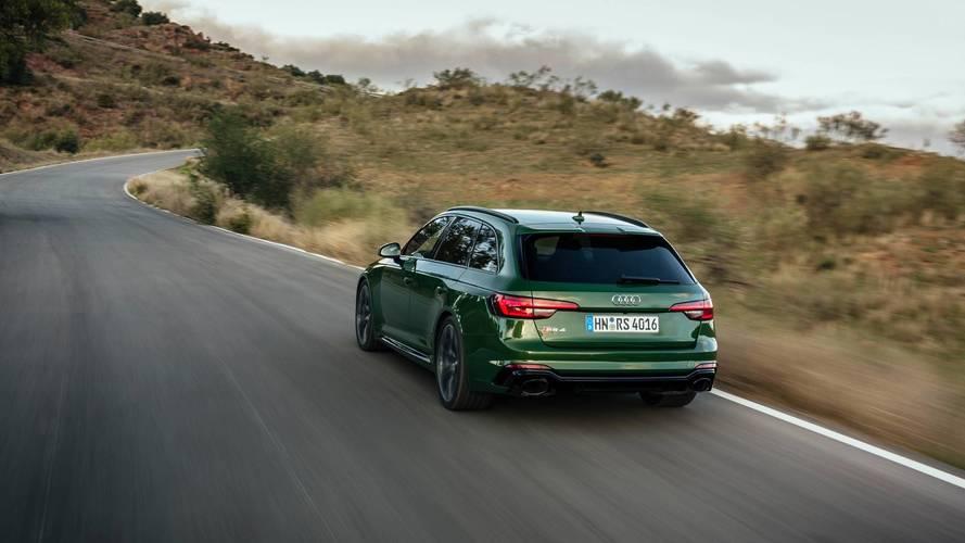 2017 Audi RS4 Avant