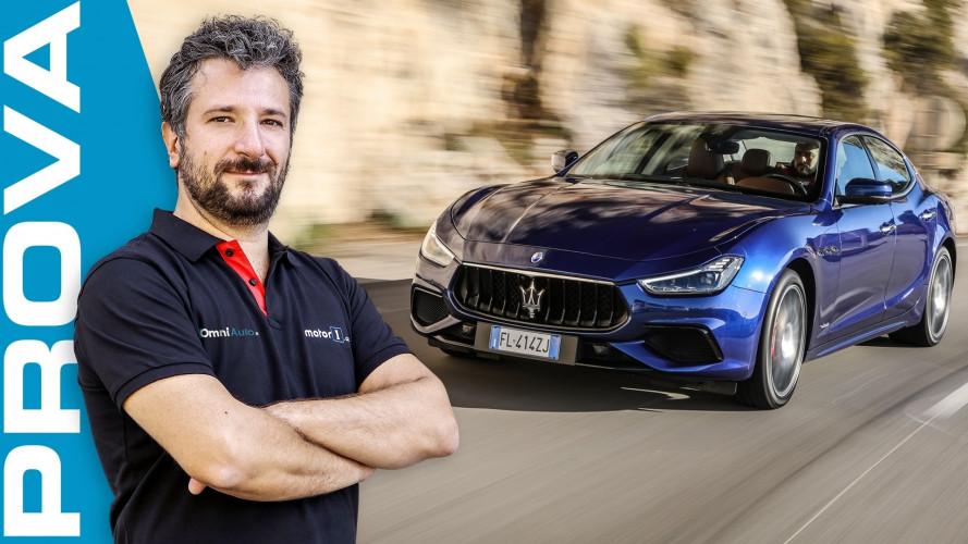 Maserati Ghibli restyling, finalmente la tecnologia