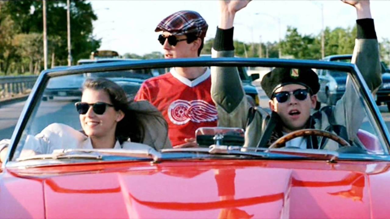 Ferrari 250GT, Ferris Bueller's Day Off