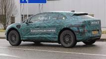 Jaguar I-Pace spy photo