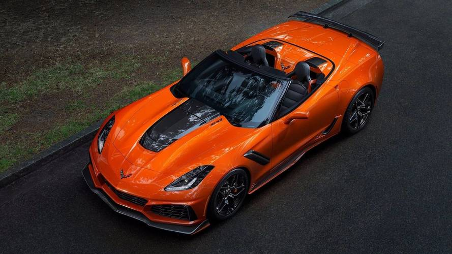Talking Chevrolet Corvette ZR1 With Its Chief Engineer