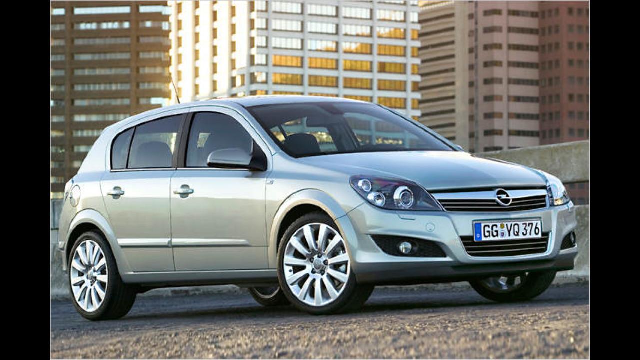 Opel Astra 1.4 Twinport Easytronic