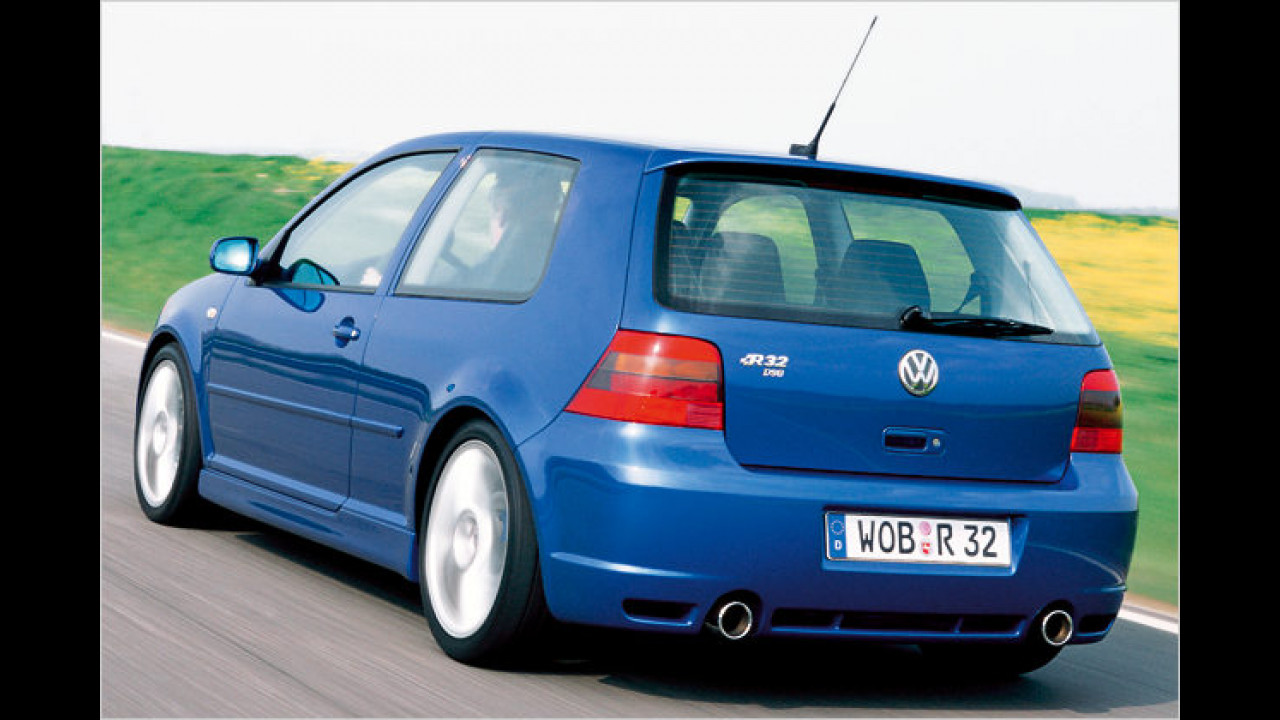VW Golf IV R32