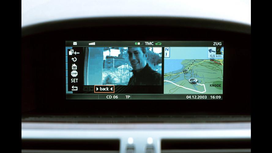 BMW lässt nichts anbrennen: Herd vom Auto aus steuern