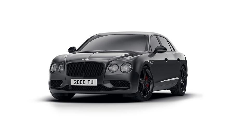 La Bentley Flying Spur Black Edition montre son côté sombre