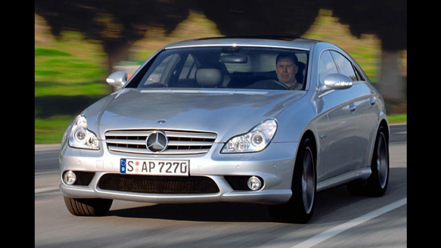 Mercedes CLS: Die sichere Zukunft des eleganten Coupés