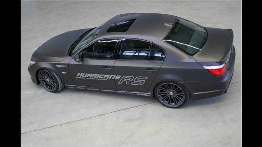 G-Power Hurricane RS: Die schnellste Limousine der Welt
