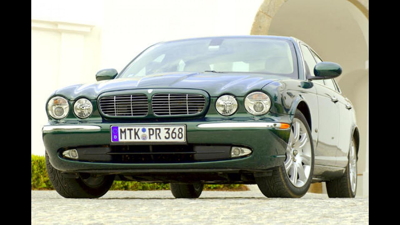 XJ mit Diesel und Facelift