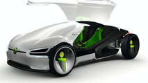 Volkswagen ego concept