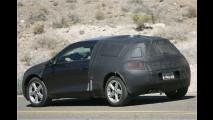 VW Scirocco erwischt