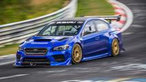 Subaru WRX STI Type RA NBR Special, récord en Nurburgring