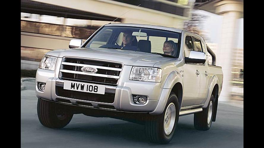 Ford bringt Neuauflage eines alten Bekannten: den Ranger