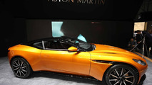 Aston Martin DB11 live in Geneva