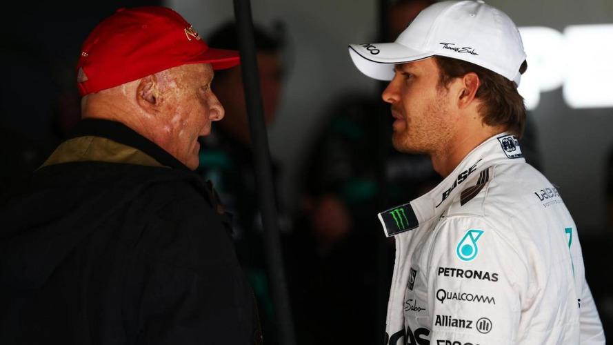 Rosberg 'must turn around slump' - Lauda