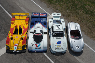 Photo of Porsche Sebring Champs is Beautiful, Arousing