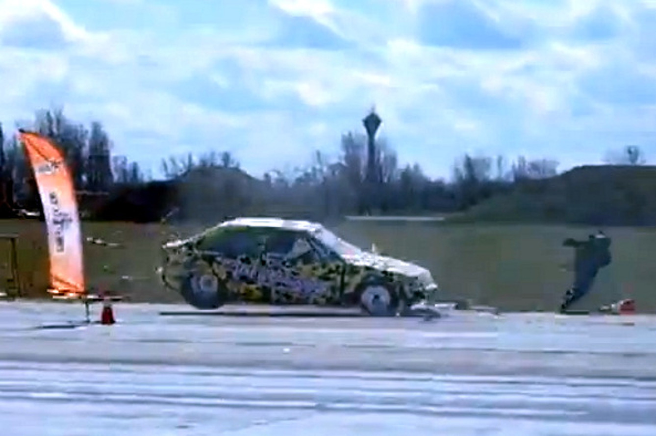 Video: How Not To Drift