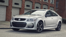 Holden Commodore Black