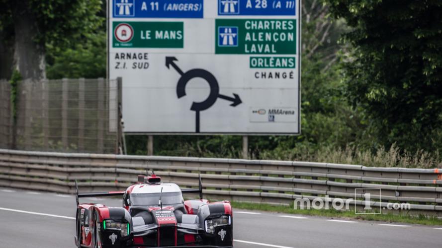 #7 Audi Sport Team Joest Audi R18- Marcel Fassler, Andre Lotterer, Benoit Tréluyer