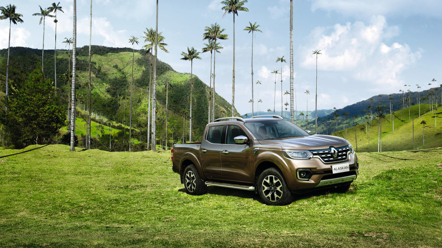 Le Renault Alaskan débarque en Europe
