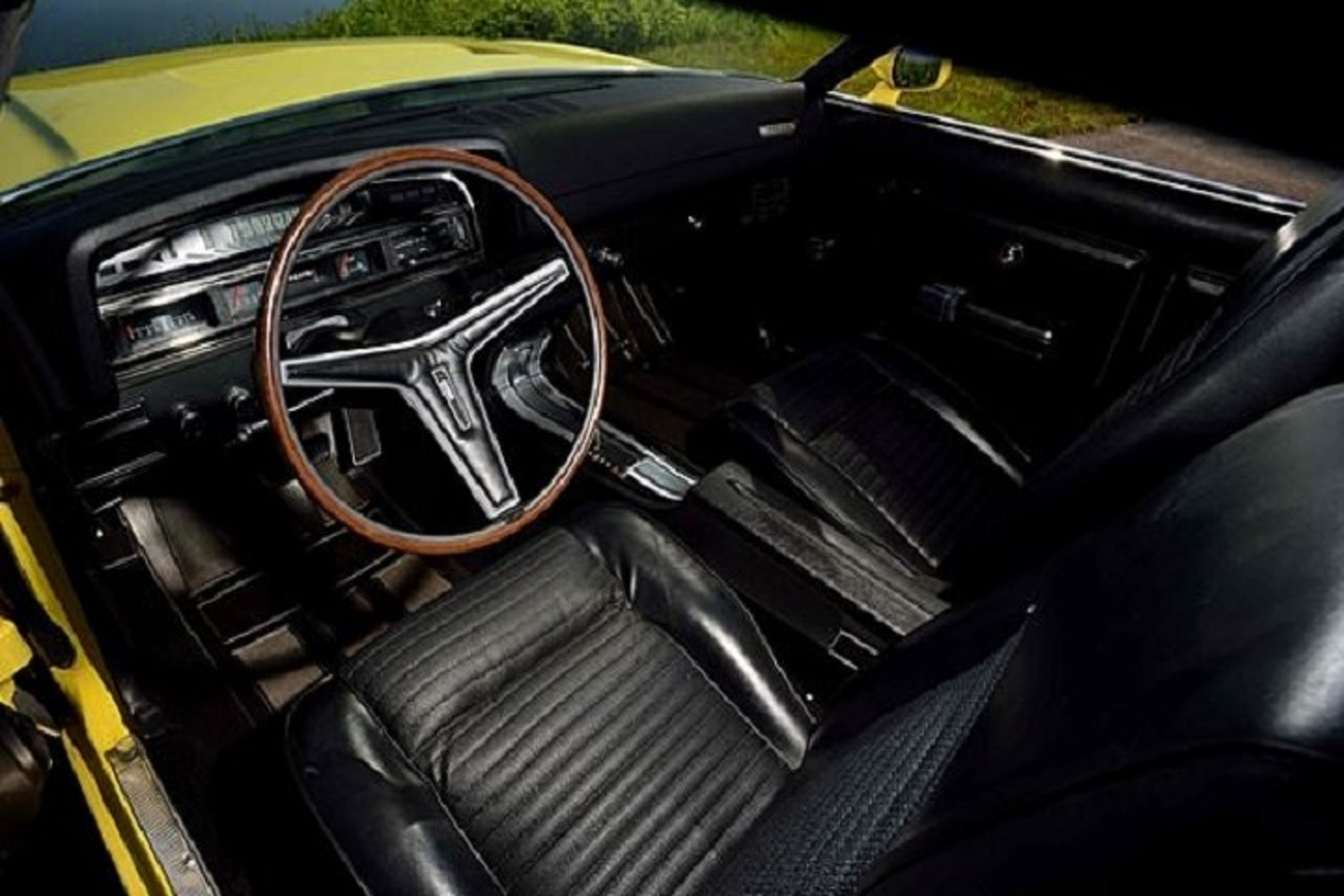 Place Your Bid on This 1970 Ford Torino King Cobra
