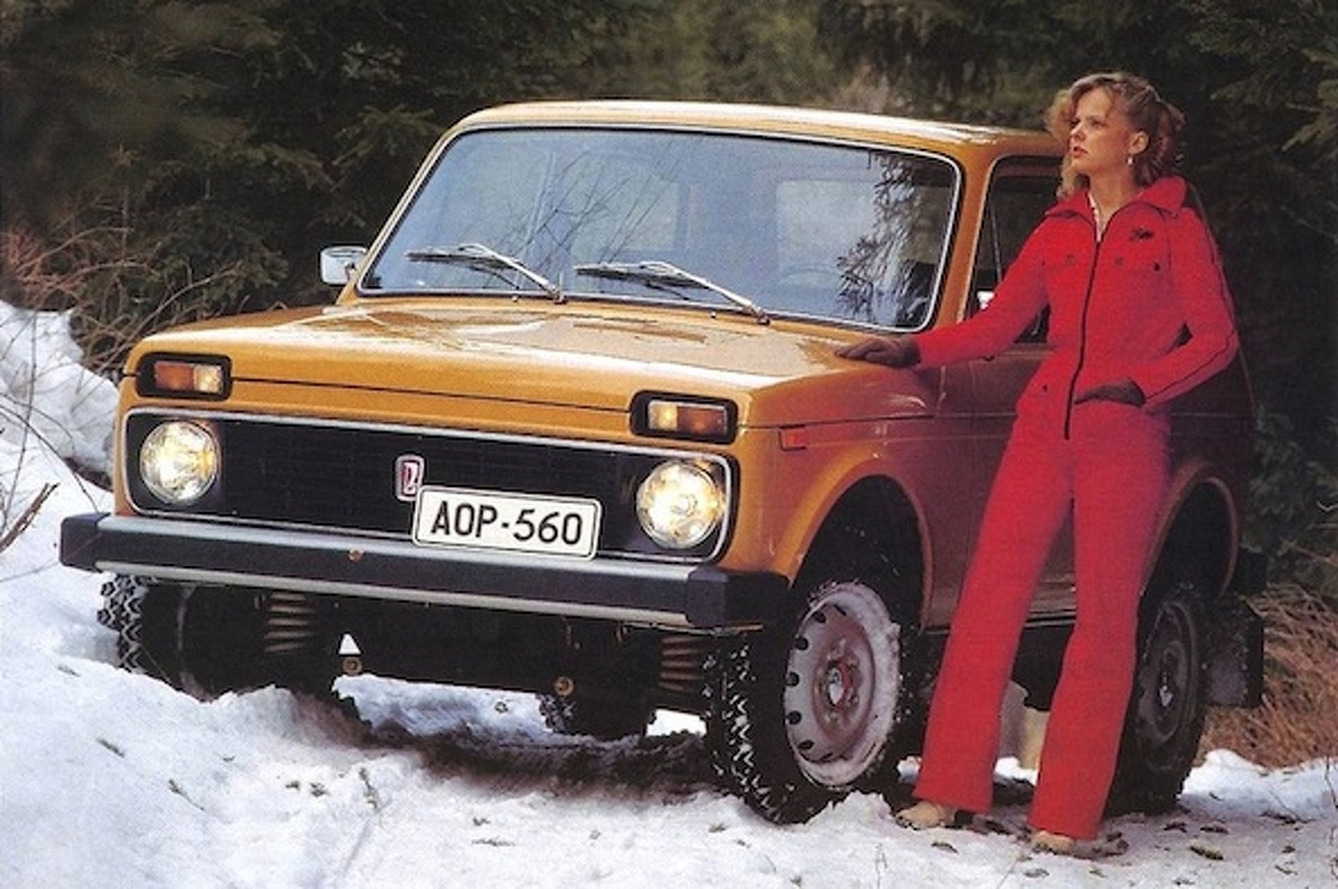 The Lada Niva: Soviet Russia's Gift to the Auto World