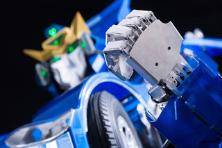 Transformers For Real: Watch a Robot Become a Car