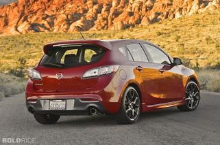 Next-Gen Mazdaspeed3 Could go All-Wheel Drive
