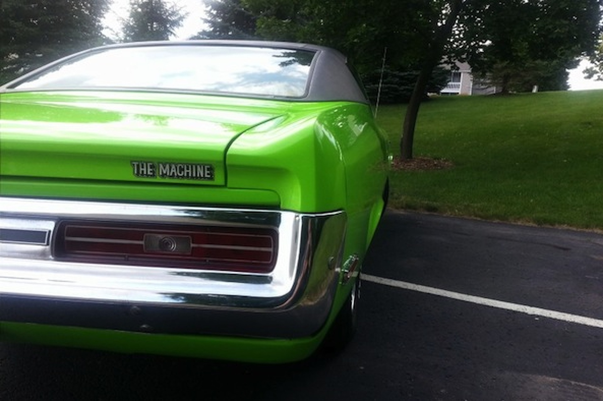 Your Ride: 1970 AMC Rebel Machine