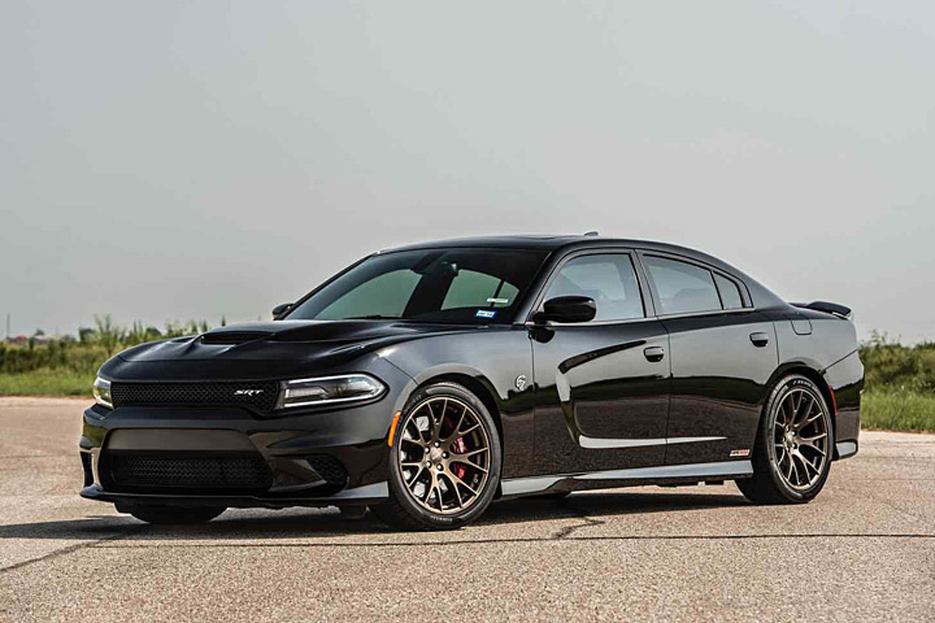 Hennessey Unleashes Hell With Twin-Turbo 1,032HP Hellcats