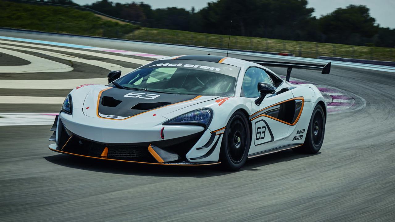 McLaren 570S Sprint